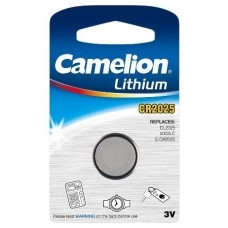 Boton Litio CR2025 3V (1 pcs) Camelion