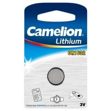 Boton Litio CR1632 3V (1 pcs) Camelion