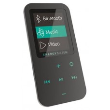 MP4 ENERGY SISTEM TOUCH 8GB BLUETOOTH MINT NEGRO