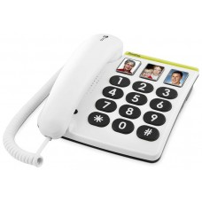 Doro Phone Easy 331ph Analog telephone Color blanco