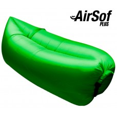 Sofá Hinchable AirSof Plus Verde