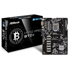 Asrock H110 Pro BTC+ Intel H110 LGA 1151 (Socket H4) ATX placa base