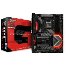 Asrock Fatal1ty Z370 Gaming K6 LGA 1151 (Socket H4) ATX placa base