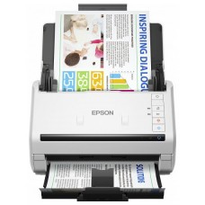 Epson WorkForce DS-530 Escáner alimentado con hojas 600 x 600DPI A4 Color blanco