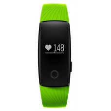 "Denver BFH-12GREEN Wristband activity tracker 0.49"" OLED Inalámbrico Negro rastreador de actividad"