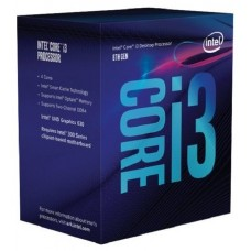 Intel Core ® ? i3-8100 Processor (6M Cache, 3.60 GHz) 3.6GHz 6MB Smart Cache Caja procesador
