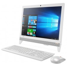 "Lenovo IdeaCentre 310 2.00GHz J3355 19.5"" Color blanco PC todo en uno"