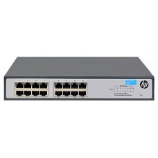 Hewlett Packard Enterprise 1420-16G No administrado L2 Gigabit Ethernet (10/100/1000) 1U Gris