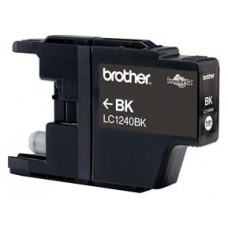 Brother LC-1240BKBP Negro cartucho de tinta