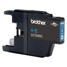 Brother LC-1240CBP Cian cartucho de tinta