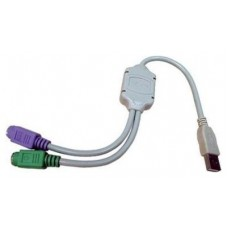 ADAPTADOR USB A PS/2 LL-UPS-102