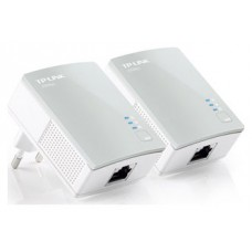TP-LINK TL-PA4010KIT 600Mbit/s Ethernet Blanco 2pieza(s) adaptador de red powerline