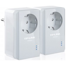 TP-LINK TL-PA4010PKIT 500Mbit/s Ethernet Blanco 2pieza(s) adaptador de red powerline