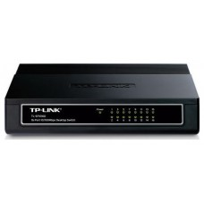 TP-LINK 16-Port 10/100Mbps Desktop Switch No administrado Color blanco