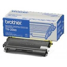 TINTA BROTHER TN2000 NEGRO HL2030 2040 2070 MFC7420 DCP7025 2500PAG
